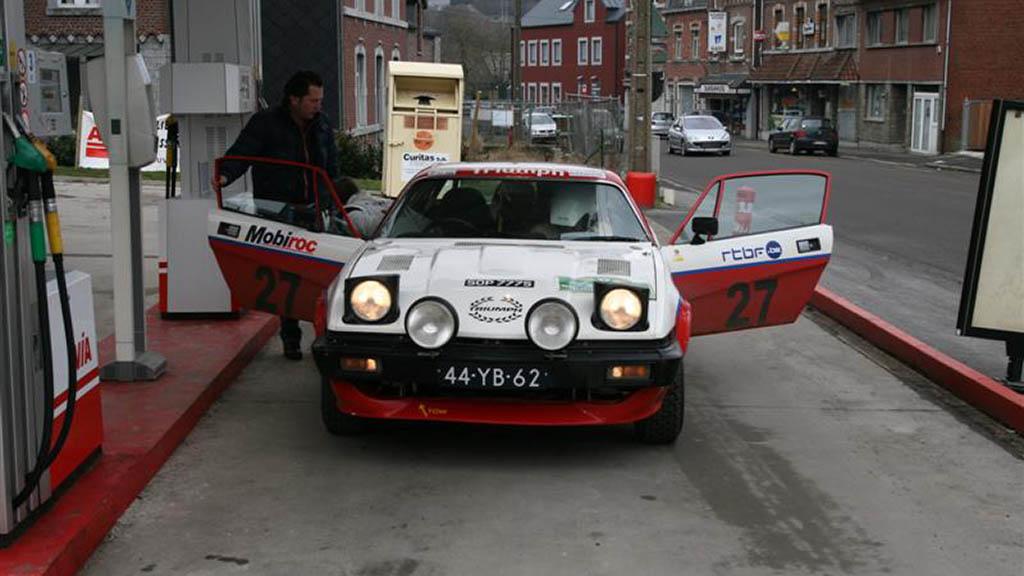 Tachyon Motorsport - 1979 Triumph TR7 V8 Grp 4
