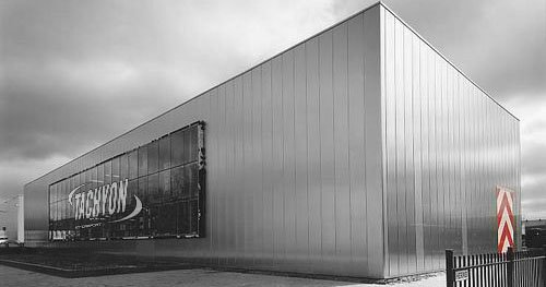 Tachyon Motorsport building