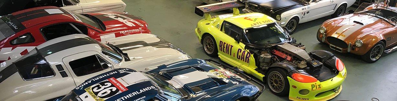 Tachyon Motorsport Workshop